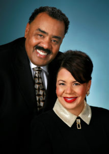 Founding Pastor Donald Shorter and Kathy Shorter
