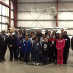 Future Aviators in America Group Photo