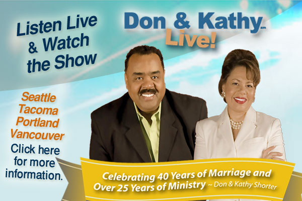 Watch Don & Kathy Live! Each Week